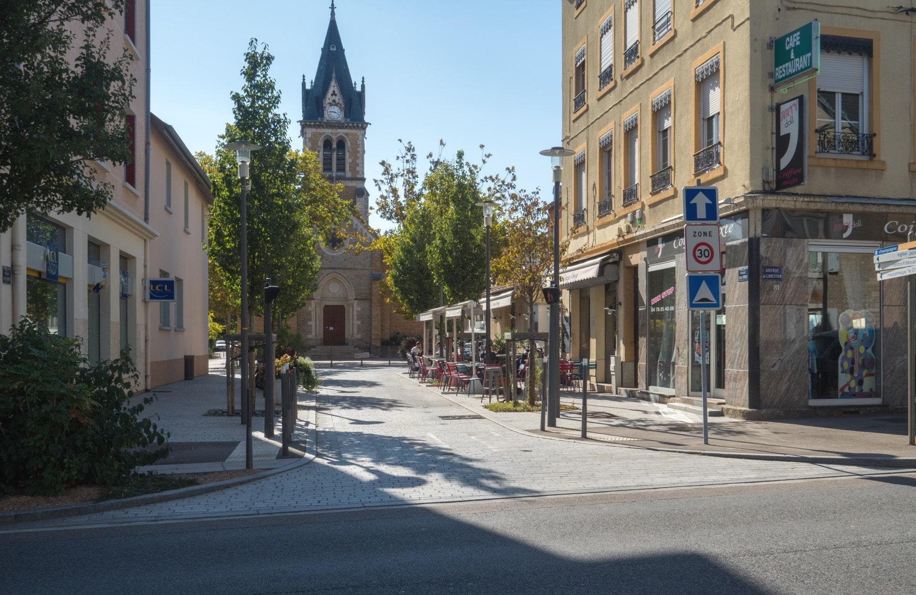 Katrimmo avenue Lanessan Champagne-au-Mont-d'Or